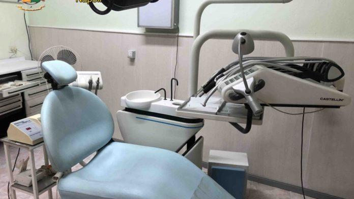 Pianura, denunciato falso dentista con ambulatorio abusivo