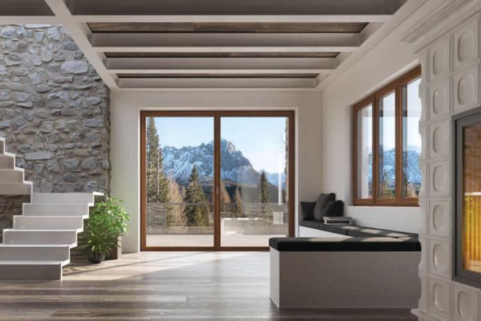 Efficienza energetica: Progetti per ambienti interni con le ultime tecnologie per gli infissi in legno