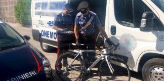 Scampia, attrezzature e bici ricettate per 400mila euro: denunciato un 54enne