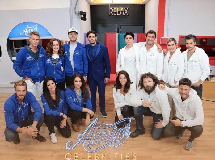 Amici Celebrities, ecco le due squadre: Alberto Urso e Giordana Angi capitani