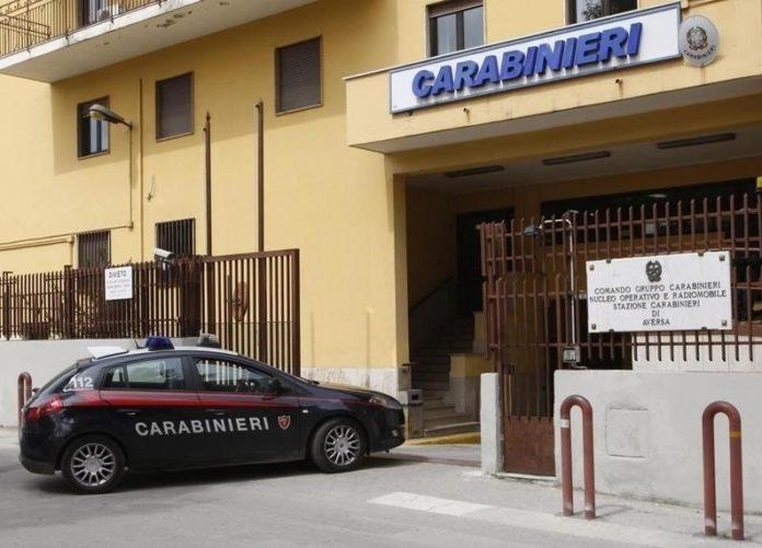 San Marcellino, rapina con la tecnica del filo di banca: arrestato un 35enne
