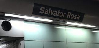 Linea 1 metropolitana, chiusa la stazione Salvator Rosa: tecnici al lavoro