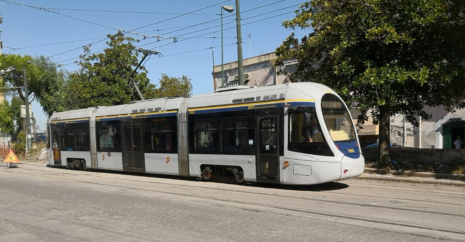 ANM, lunedì 4 gennaio inaugurazione del servizio Linee Tram
