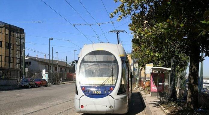 ANM: il ritorno del tram da San Giovanni a Teduccio al Centro