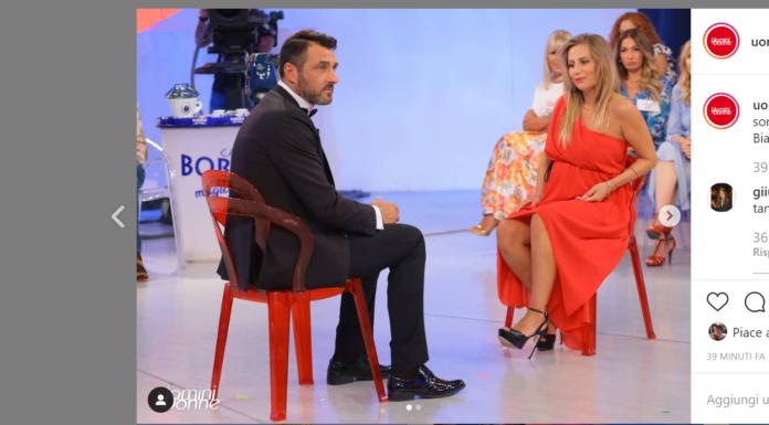 """Uomini e Donne, anticipazioni: Giovanna incontra """"Alchimista"""""""