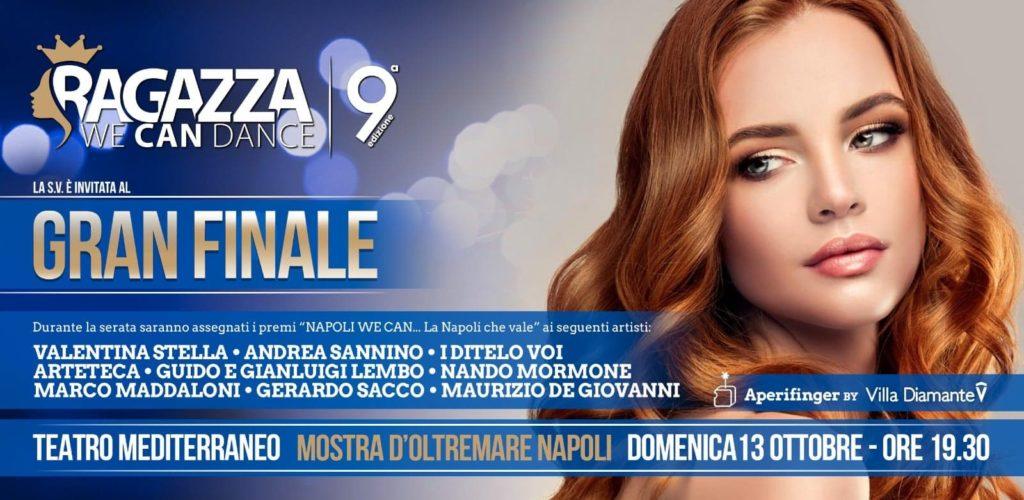 Ragazza We Can dance: Francesca Fucci vince la settima tappa del concorso