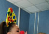 La miss italiana Mirea Sorrentino che dona un sorriso ai bimbi vola in Venezuela per la finale mondiale