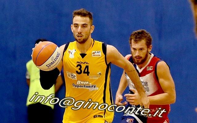 Basket: La Virtus Bava Pozzuoli vince 63-62 in casa della Virtus Valmontone