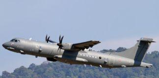 Leonardo: contratto da 150 milioni con la GdF per la fornitura di tre ATR 72MP