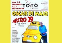 """Oscar Di Maio inaugura la stagione artistica al Teatro Totò con """"Arezzo 29 in 3 minuti"""""""