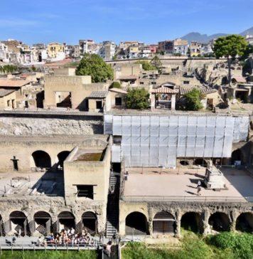 Parco Archeologico di Ercolano: cancelli aperti dal 2 giugno con tariffe agevolate