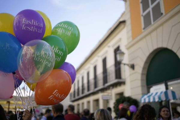 La Reggia Designer Outlet: Record di presenze al Fashion Festival