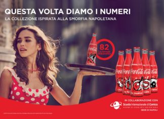 Coca-Cola in Campania: Arriva l'edizione limitata dedicata alla 'Smorfia Napoletana'