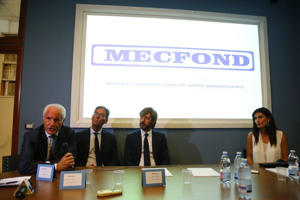 """Mecfond, Giorgio Nugnes: """"Le commesse ci sono ma siamo costretti a rifiutarle"""""""