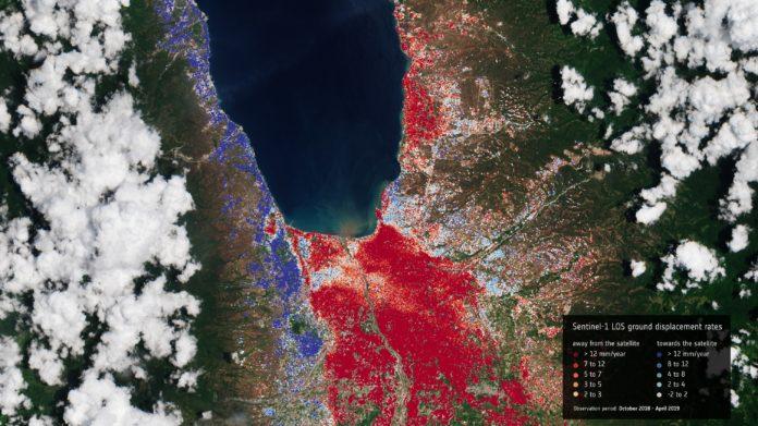 Indra: Sviluppata con ESA una soluzione per la protezione anti-tsunami delle città