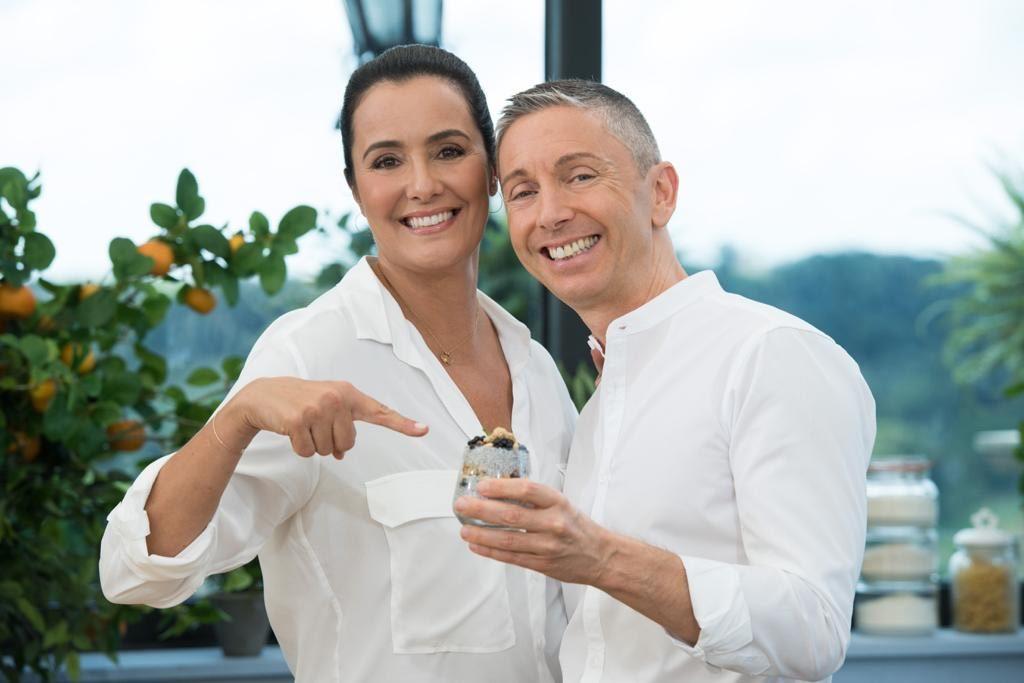 'L'ingrediente Perfetto', il nuovo programma di cucina su La7, condotto da Roberta Capua
