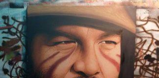"""Jorit omaggia Bud Spencer: un'asta per il murale dedicato al """"gigante buono"""""""