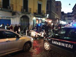 Rione Sanità, nottata di controlli dei Carabinieri: nove denunce