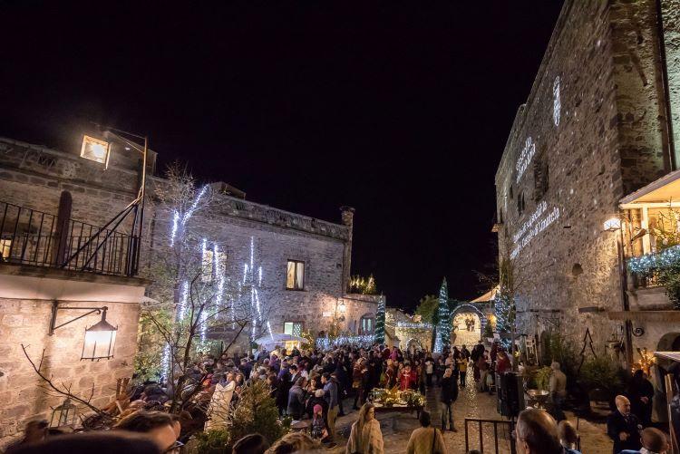 Castello di Limatola: dall'8 novembre torna l'atteso mercatino di Natale