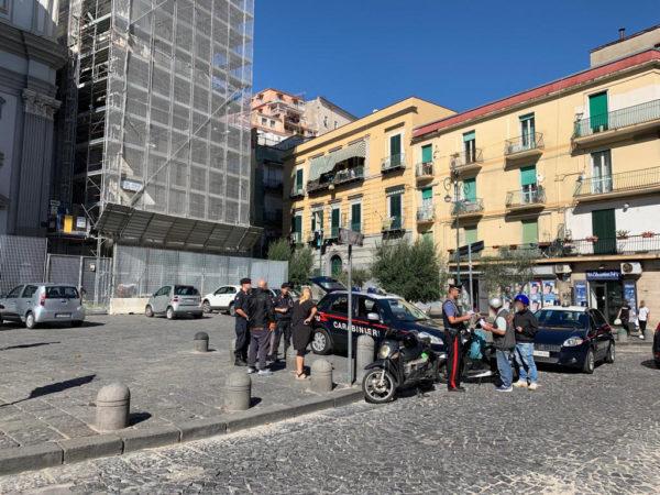 Napoli, Sanità:presidi preventivi organizzati dai carabinieri