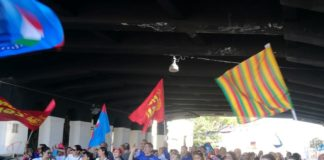Whirlpool, ancora giornata di proteste e volantinaggio a Napoli