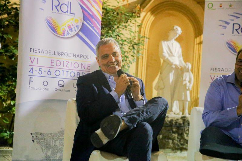 Ricomincio dai Libri ai Quartieri Spagnoli di Napoli: una scommessa vinta
