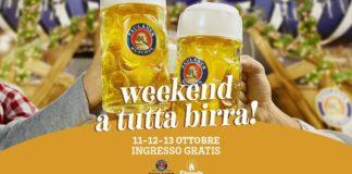 "Edenlandia: dall'11 al 13 ottobre sarà un ""Weekend a tutta birra"""