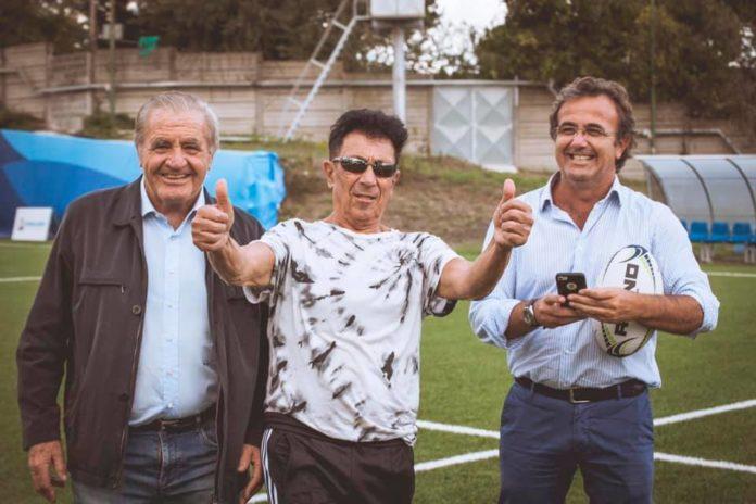 L'Oktober Rugby Fest dell'Amatori Napoli con Edoardo Bennato