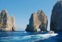 Capri, la proposta di Federalberghi: Faraglioni patrimonio Unesco