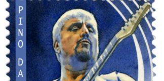 Pino Daniele: un francobollo dedicato all'Uomo in blues della musica italiana