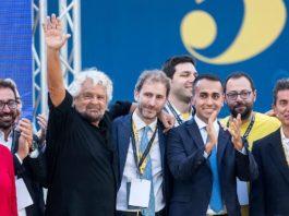 Italia 5 Stelle: una festa all'Arena Flegrea per i 10 anni del Movimento