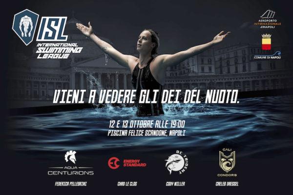 Nuoto: assegnata a Napoli una tappa della neonata ISL