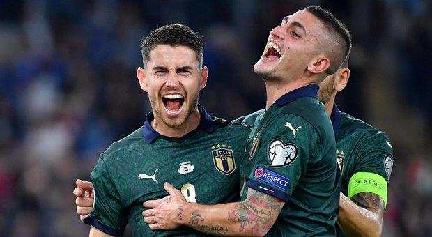 Italia-Grecia 2-0, la Nazionale ottiene il pass per Euro 2020