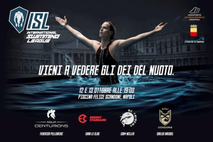 Eventi a Napoli 12-13 ottobre: il grande nuoto alla Piscina Scandone