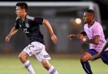 Calcio Napoli, Lozano show in nazionale: gol e due assist