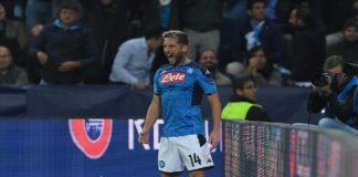 Calciomercato Napoli, Chelsea e Inter su Mertens per giugno