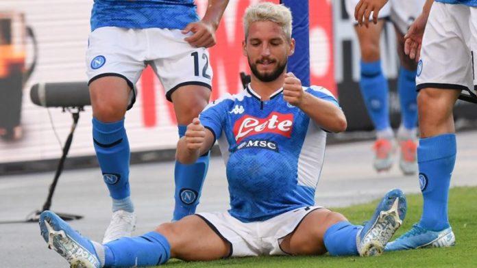 Calcio Napoli: Mertens: