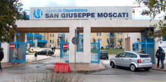 Ospedale Moscati, batteri nell'acqua potabile: ipotesi chiusura?