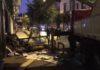 Afragola: bloccano la strada con 3 bus per sradicare uno sportello atm