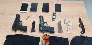 Fuorigrotta: Arrestata una coppia di rapinatori in viale Kennedy. I NOMI