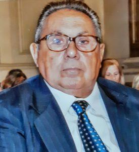 Grave lutto in città per la scomparsa di Antonio Scancamarra