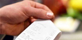 Fisco, arriva la lotteria degli scontrini: multe per commercianti non in regola
