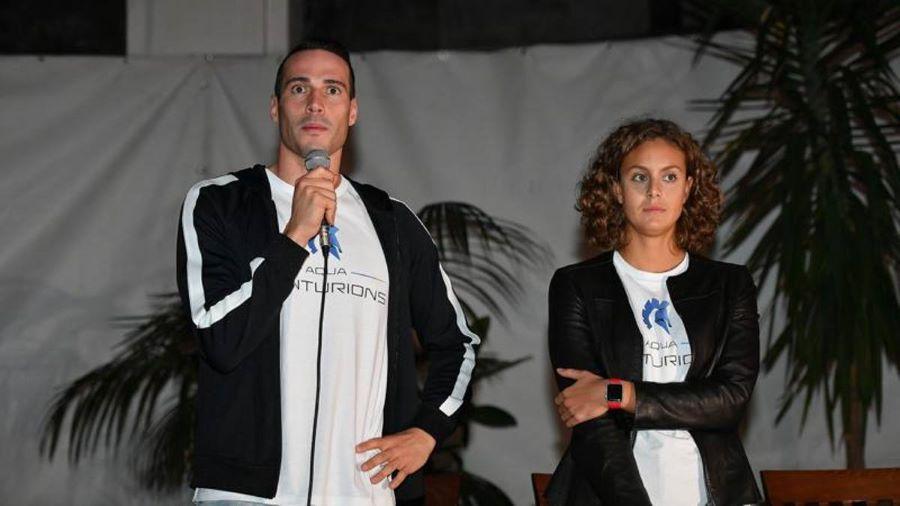Nuoto e riscatto sociale a Napoli: Fabio Scozzoli e Martina Carraro alla Sanità
