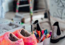 A La Reggia Designer Outlet arrivano le Sneakers d'autore con gli artisti Paolo Gojo e Luka Hoek