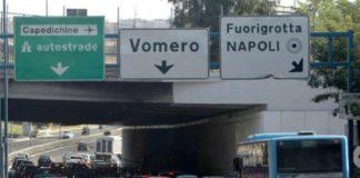 Tangenziale di Napoli nel traffico: il Comune ritiene inutile apertura Lungomare