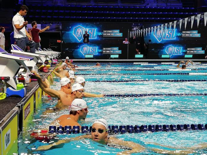 Nuoto: Dopo la tappa a Indianapolis la ISL arriva a Napoli il prossimo weekend