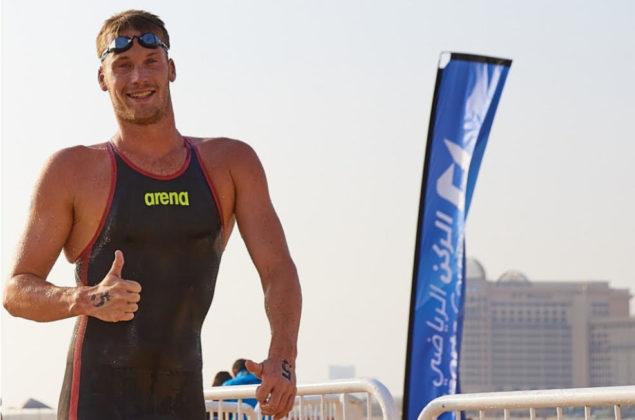 Nuoto di Fondo, World Beach Games: Oro per il giallorosso Marcello Guidi