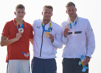 Nuoto di Fondo, World Beach Games: Oro per il giallorosso Marcello Guidi