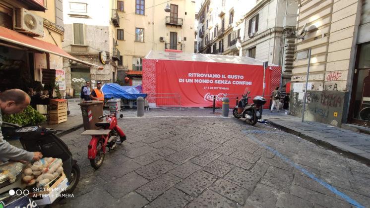 Parcheggiatore abusivo minaccia assessore a Napoli
