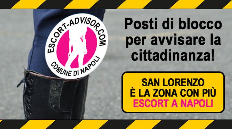 Escort Advisor: A Napoli il quartiere San Lorenzo la zona con la più alta densità di prostitute